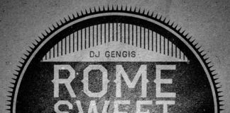 dj gengis home sweet rome cover