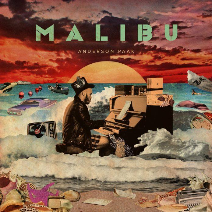 Anderson .Paak ci porta a fare un giro a Malibu. Allacciate le cinture!