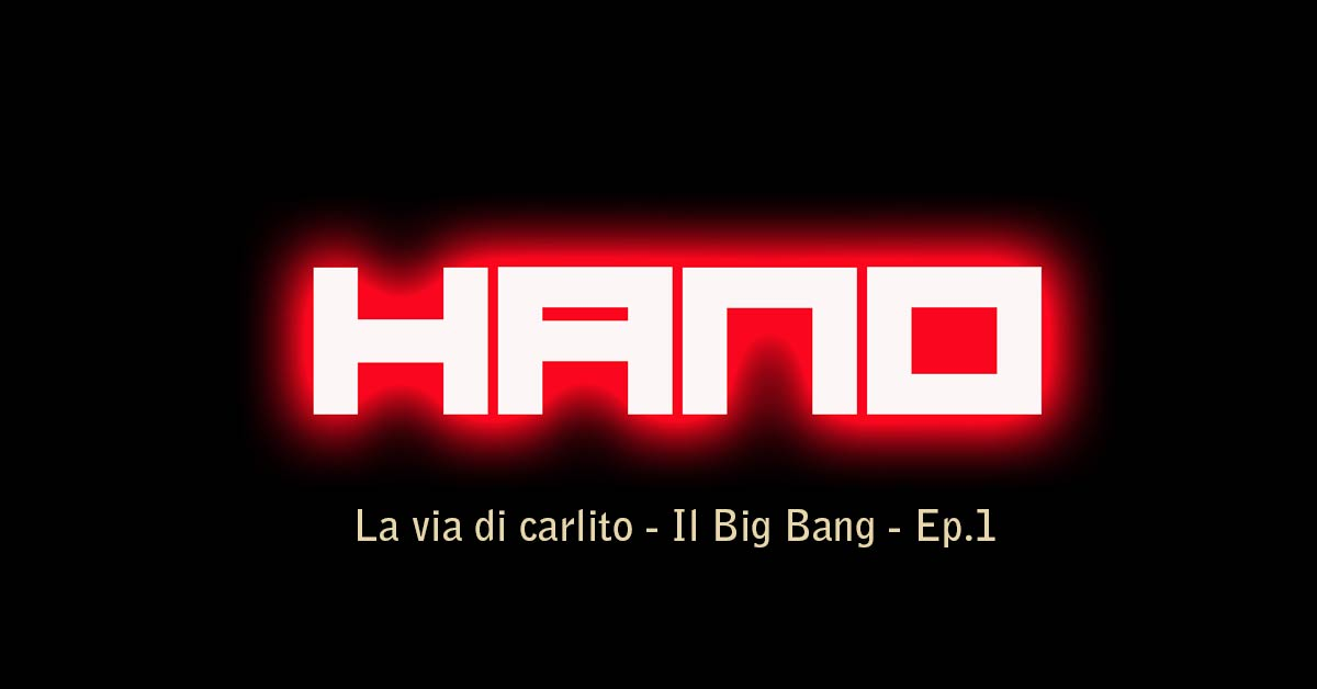 La via di Carlito - Il big bang - Ep. 1