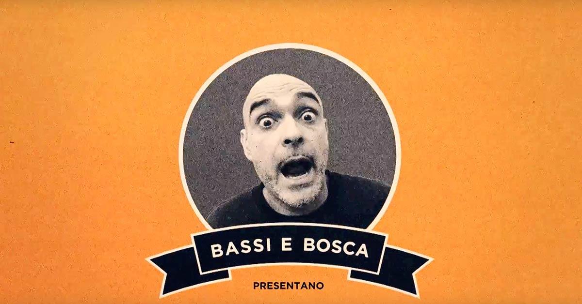 Mondo Marcio ospite alla sesta puntata di Down With Bassi...e Bosca!