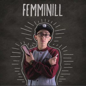 Mc Nill - Femminill COVER
