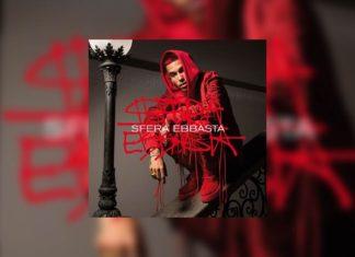 Sfera Ebbasta, la cover del suo album