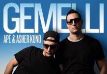 """Ape & Asher Kuno: ecco l'atteso disco dal titolo """"Gemelli"""""""