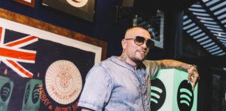 Guè Pequeno da record su Spotify