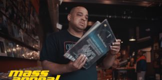 "1 Produttore bendato, 3 dischi pescati a caso: Dj Khalil per ""Rhythm Roulette"""