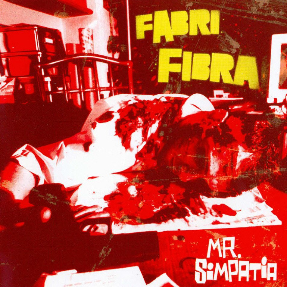 Fabri Fibra - Mr. Simpatia (Album)