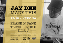 Jay Dee Made This Tour - VERONA_header