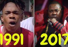 L'evoluzione artistica di Busta Rhymes dal 1991 al 2017