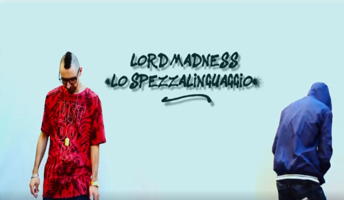 Lord Madness - Lo spezzalinguaggio