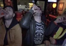 """Gli """"Shot"""" di Pepito Rella e Warez al Rock N Roll di Milano li manda Ciaudano"""