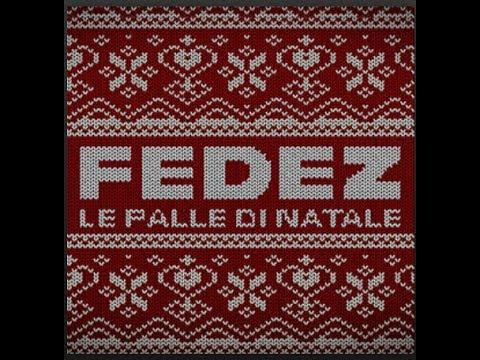Fedez - Le palle di Natale (Testo)