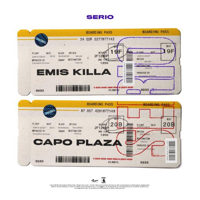 Emis Killa - Serio feat Capo Plaza