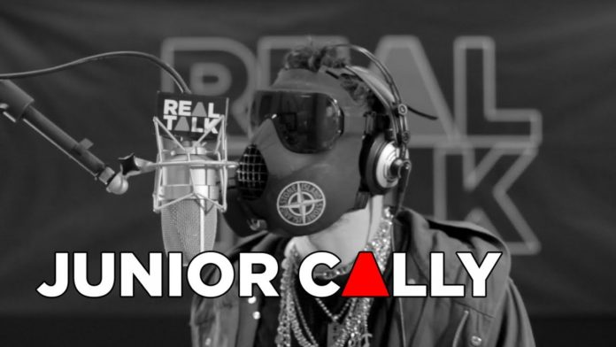 Junior Cally a Real Talk