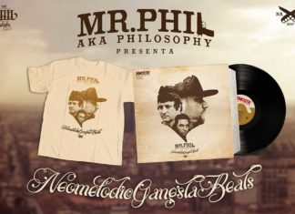 """Neomelodicgangstabeats"" primo album strumentale di Mr.Phil"