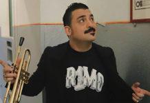 Roy Paci dedica la sua esibizione sul palco di Sanremo a Primo