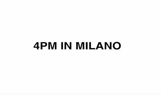Egreen - 4Pm in Milano