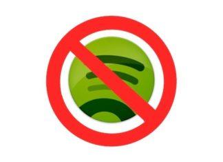 Stop a Spotify crakkato. Panico per i trappers!