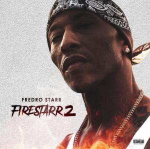 Fredro Starr Firestarr 2 cover