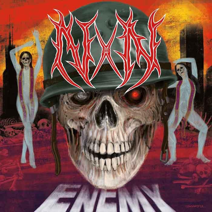Noyz Narcos - Enemy (Album)