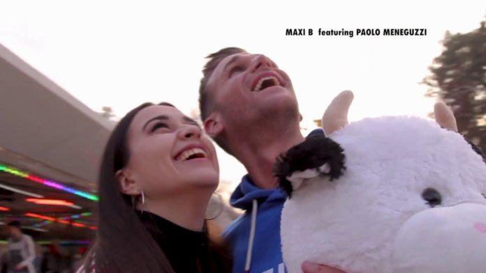 Maxi B e Paolo Meneguzzi nel video