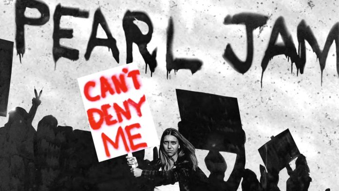 Pearl Jam - Can't Deny Me