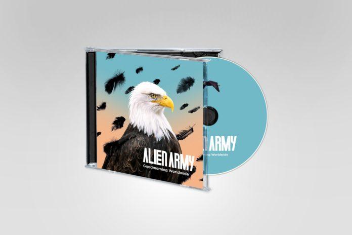 "Il nuovo LP dell'Alien Army: ""Goodmorning Worldwide"" | Info & Tracklist"