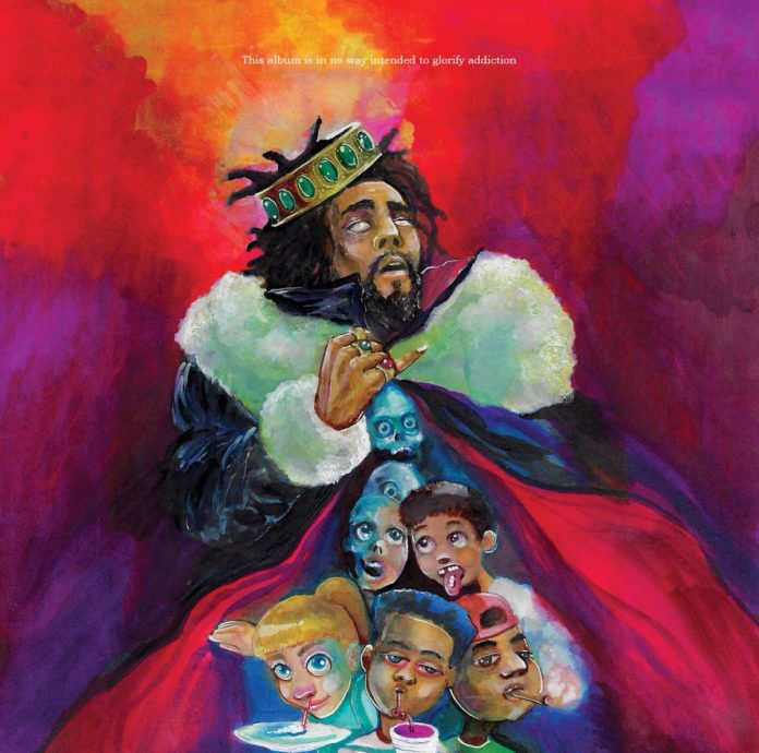 J. Cole - KOD (Album)