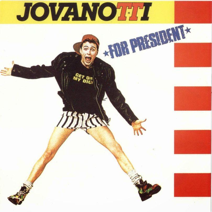 Jovanotti - Jovanotti For President (Album)
