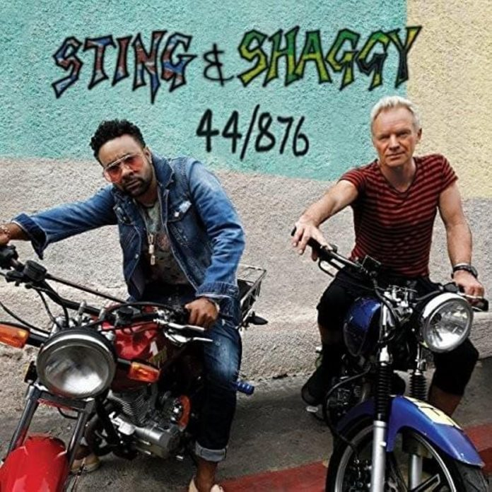 Sting & Shaggy - 44/876 (Album)