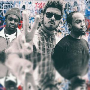 "Smoke DZA, Fly Anakin & Blu - ""Head Above Water"" (feat. DJ Revolution)"