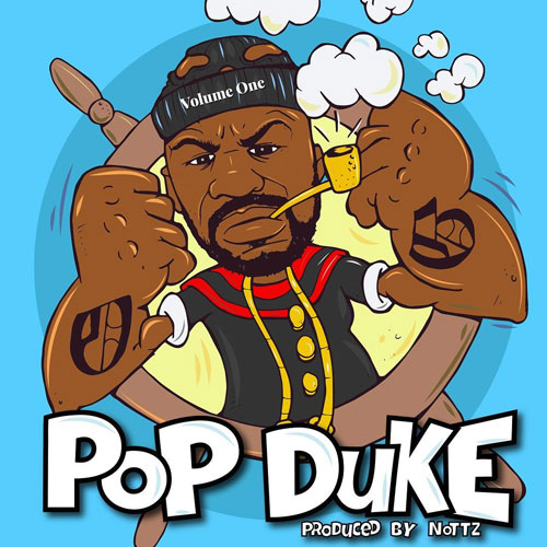 Pop Duke - Bumpy Knuckles