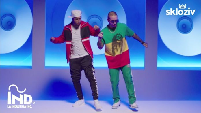 Nicky Jam & J Balvin - X