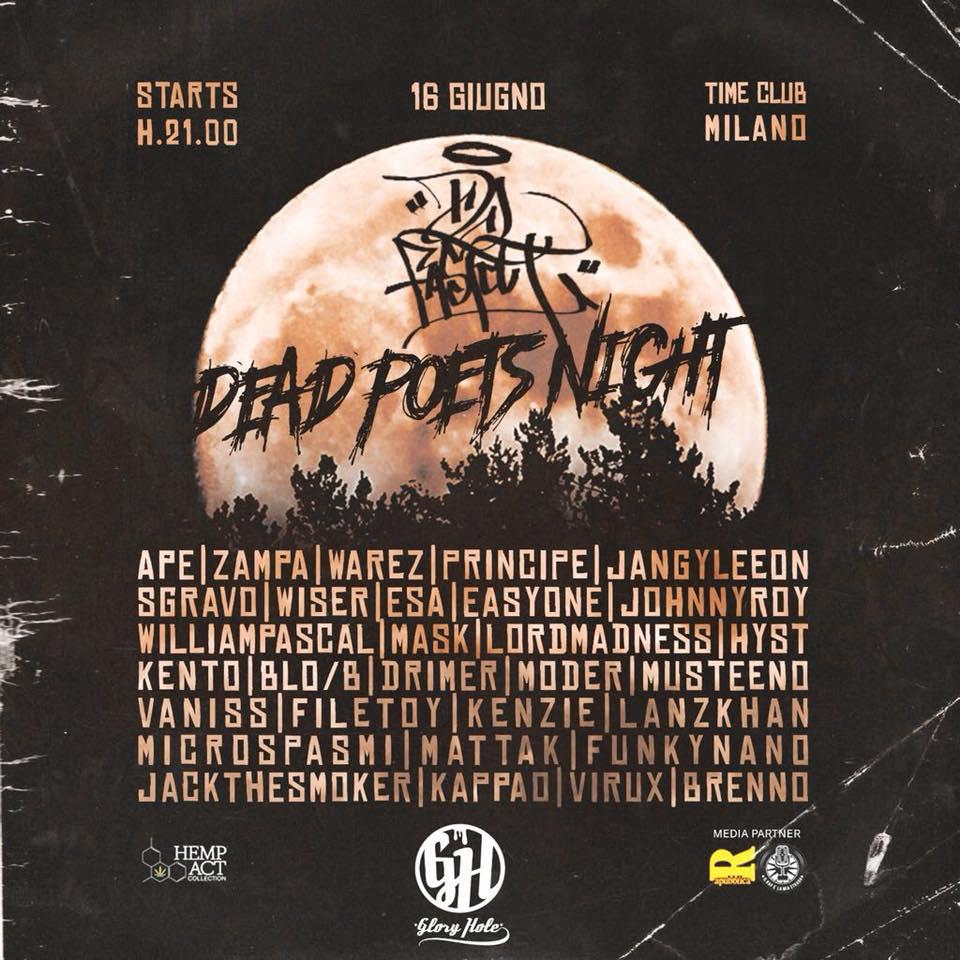 Dead Poets Night