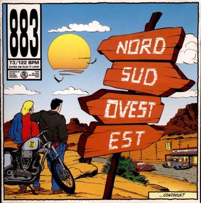 883 - Nord Sud Ovest Est (Album)