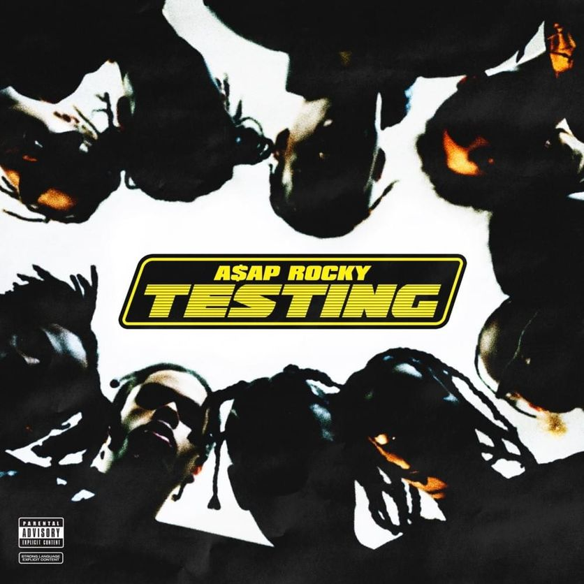 bb17555f A$AP Rocky - Praise the Lord (Da Shine) (Testo) feat. Skepta