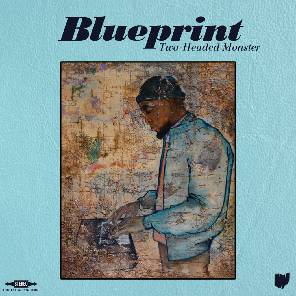 Blueprint '2-Headed Monster' Cover 2