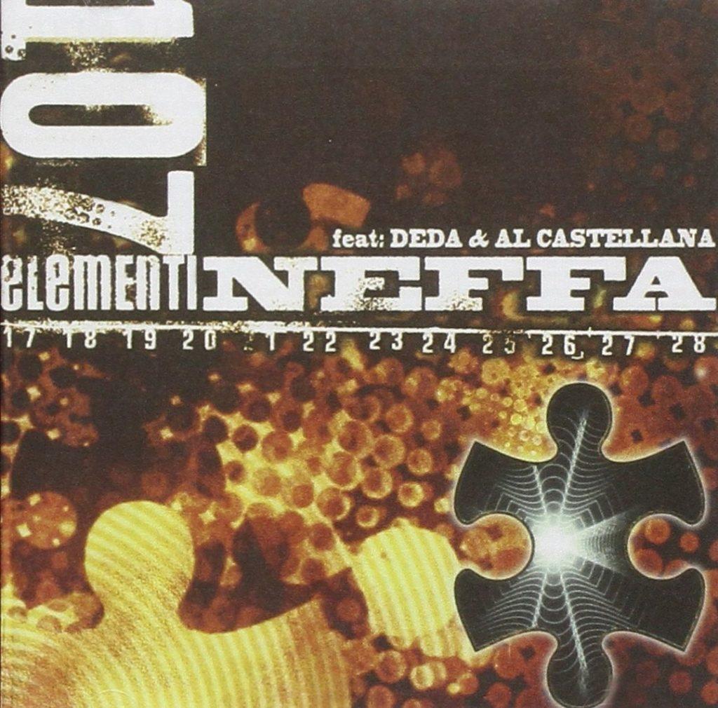 Neffa - 107 Elementi (Album)