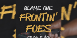 """""""Frontin' Foes"""" è la nuova bomba di Blame One!"""