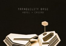 Arctic Monkeys - Tranquility Base Hotel & Casino (Album)