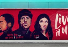Nicky Jam - Live It Up feat. Will Smith & Era Istrefi