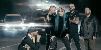 """Boomdabash & Loredana Bertè nel video """"Non Ti Dico No"""""""