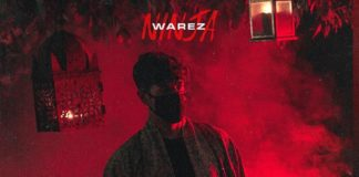 Warez Ninja EP cover