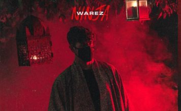 Warez Ninja EP cover