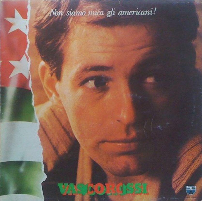 Vasco Rossi - Non siamo mica gli americani (Album)
