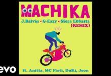 J. Balvin, G-Eazy, Sfera Ebbasta - Machika REMIX
