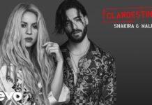 Shakira - Clandestino feat. Maluma
