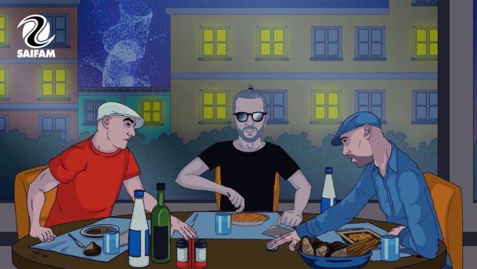 Dj Jad – Opportunità feat. Danny Losito e Pino Pepsee