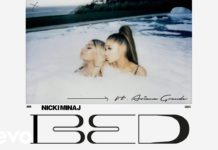 Nicki Minaj - Bed feat. Ariana Grande