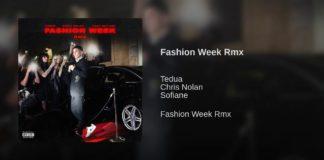 Tedua - Fashion Week RMX feat. Sofiane