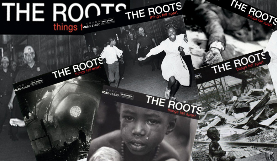 "Le 5 covers di ""Things Fall Apart"" dei Roots"